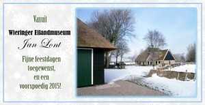 kerstkaart 2014 3MuseumJanLont